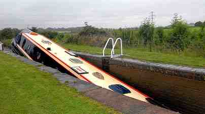How To Navigate A Narrow Boat